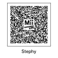 QR code of tomodachi Character by PuertoricanMiku