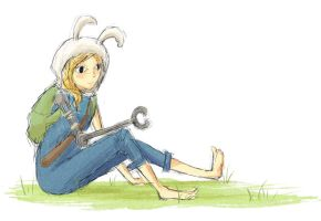 farm girl fionna by risaaa