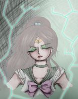 Sailor Jupiter by Dynneekx