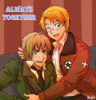 APH - Always Together by Zayrion
