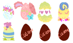 Easter surprise Adopts by Sarahostervig