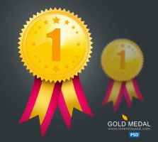 Gold Medal 3 by atifarshad