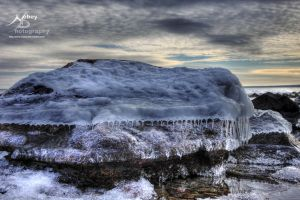 HDR Rock Ice by Nebey