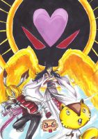 Soldiers of the Summer Wars by CaptainDisa