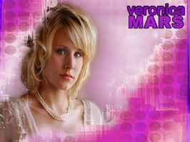 Pretty in pink - Veronica Mars by maeve-kaie