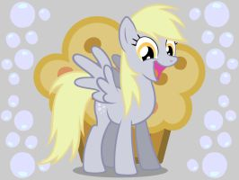 happy Derpy Ditzy Doo Hooves by neodarkwing