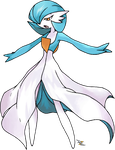 Gardevoir v.3: Shining by Xous54
