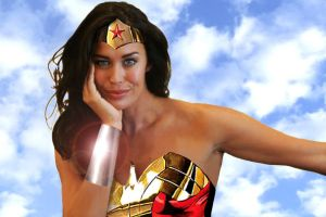 Wonder Woman Manip by JGiampietro