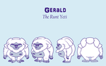 Gerald Finalized by Reptonic