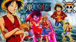 Wallpaper Nr 6 One Piece Ruffy by WallpaperZero
