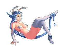 Bunnygirl by poulpe44
