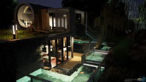 3ds Max - Exterior 14 by Puttee