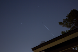 ISS Fly By by seaninja951