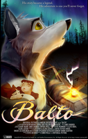 Balto 20th Anibersary by ABCsan
