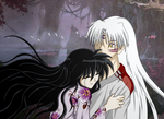 I don't want not you say farewell, Sesshomaru-Sama by inu-sessh-rin