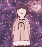 Hinata: Starlight by doll-fin-chick