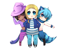 Chibi Point Com: Alice in Genderbenderland by Andreia-Chan
