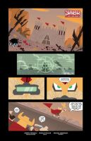 Samurai Jack Page 1 by marcusmuller