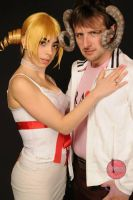 Catherine and Vincent Cosplay by SerenityPhoenix