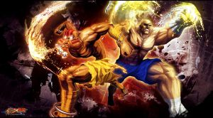 Street Fighter X Tekken: Indomitable Force by KaboXx