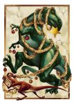 Cretaceous Christmas by QueenGwenevere
