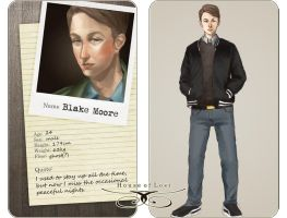 HoL: Blake Moore by Struw