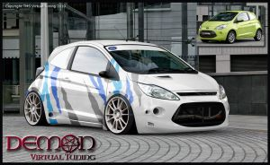 Ford KA Motorsport TMS VT Comp by TMSVirtualTuning