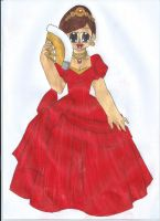 Holiday Ball by animequeen20012003