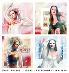 Seasons - Icons by Whisper-Voo