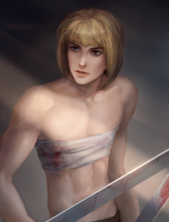 Older!Armin by j-witless