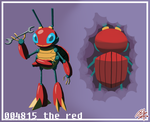 Beetlish Robot by Spiderkid