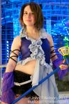 Cosplay: Songstress Yuna by JacquelineChroma