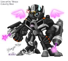 TF: Angry Toothfairy - Colored by shiribot