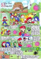 Super Smash Bros. Fellowship 2-8 by C-Studios