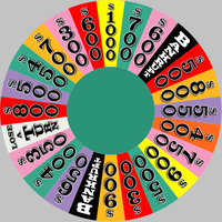 Custom Wheel with season 20 - 23 number fonts 2 by Chenglor55