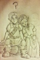 Young love by MarcDaArtist