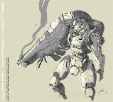 The War Machine. by greyhole