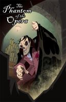 The Phantom of the Opera by AndrewJHarmon