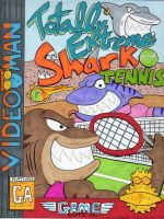 Totally Extreme Shark Tennis by lagatowolfwood