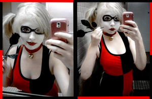 Fun With Harley by LittleMissAnesthetic