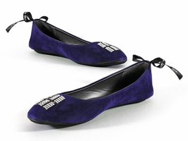 Doctor Who Tardis Flats by ThePrincessNightmare