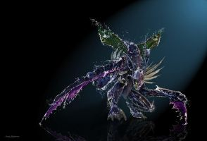League of Legends - Kha'Zix by B-O-K-E