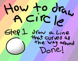 Circle Tutorial!! by Spice5400
