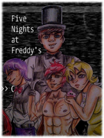 G: FNAF's Humanized by megadaisy1