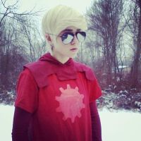 dave strider by SHSLharu