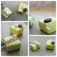 Lemon Square + Lime Square by CraftyAlice