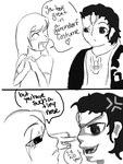 Your nose is not like Ganon's by girloveslink