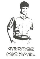 George Michael by kekepk