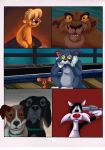 The Cartoon Faces Of Suicide by NostalgicChills