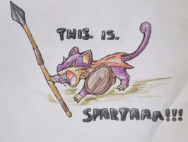 THIS IS SPARTA by Stealia